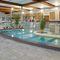 erdverlegtes Schwimmbecken
