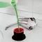 Objektmöbel-Seifenspender / Einbau / ABS / aus Chrom