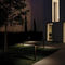 Garten-Leuchtpoller / modern / Stahl / LED