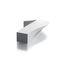 Parkbank / originelles Design / aus Verbundwerkstoff / modular