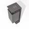Park-Abfallbehälter / Stahl / mit integriertem Aschenbecher