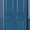 Tür für Innenbereich / einflügelig / aus MDF / für Hotels