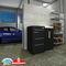 Pelletsheizkessel / Wohnbereich / mit Warmwasserbereiter / für Bodenheizung und Heizkörper