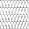 Metall-Geflecht / für Fassadenverkleidung / Edelstahl / DreiecksvermaschungHURONCambridge Architectural Mesh