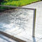 Stahlgeländer / mit Stangen / Außenbereich / für Balkon