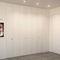 Innenbereich-Tür / für Wandschrank / für begehbaren Kleiderschrank / faltbar