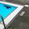 Ablaufrinne für Schwimmbecken