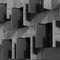 Platten-Fassadenverkleidung / aus Glasfaserbeton / Beton / strukturiert