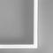 moderne Deckenleuchte / quadratisch / Aluminium / extrudiertes Aluminium