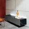 wandmontiertes Sideboard