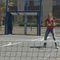 Volleyballnetz für Spielplätze