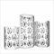 Platten-Seitenbeschattung / Aluminium