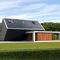 Fertigbauhaus / modern / aus Holz / Holz
