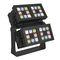 Aufbauleuchte / LED RGBW / rechteckig / Außenbereich