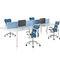 Schreibtisch für Open Space