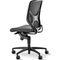 moderner Bürosessel / Netz / mit Rollen / sternförmiger Fuß