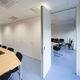 Falttrennwand / Aluminium / Büro / schallisoliert