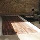 Verstellbarer Boden / für Pool / Holz