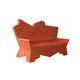 Sofa / originelles Design / Außenbereich / Kunststoff / von Alessandro Mendini