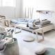 Einpersonenbett / modern / für Kinder / aus Birke
