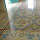 Innenraum-Zementfliese / Boden / Mamorgranulat / Englischer Stil