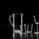 Karaffe / geblasenes Glas / Objektmöbel / Privatgebrauch