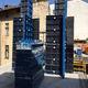 Modulschalung / Rahmen / Leichtbau / verzinkter Stahl