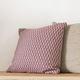 Möbelstoff / mit geometrischem Muster / Polypropylen / für den Außenbereich