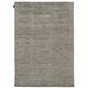 moderner Teppich / uni / Wolle / aus pflanzlicher Seide