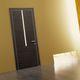 Tür für Innenbereich / Flügeltüren / Schiebe / Holz