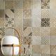 Innenraum-Fliesen / Wand / für Böden / Keramik