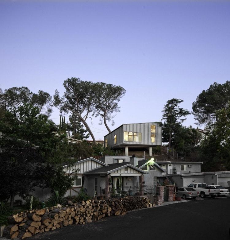 Grosses U Kleines Haus Durch Anonyme Architekten Mt