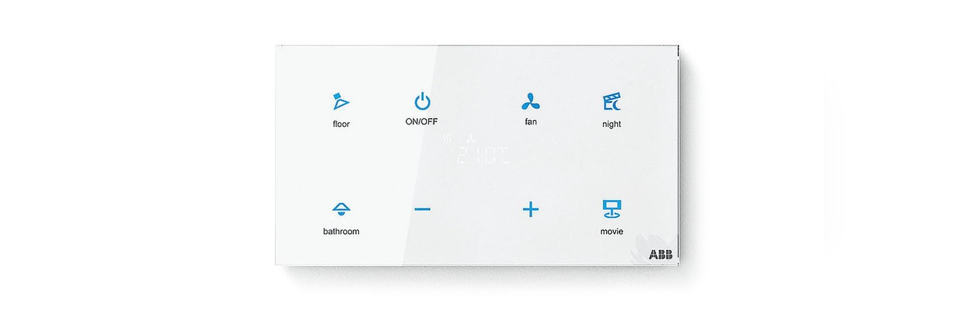ABB-tacteo® KNX Sensor Busch-tacteo® KNX-Sensor