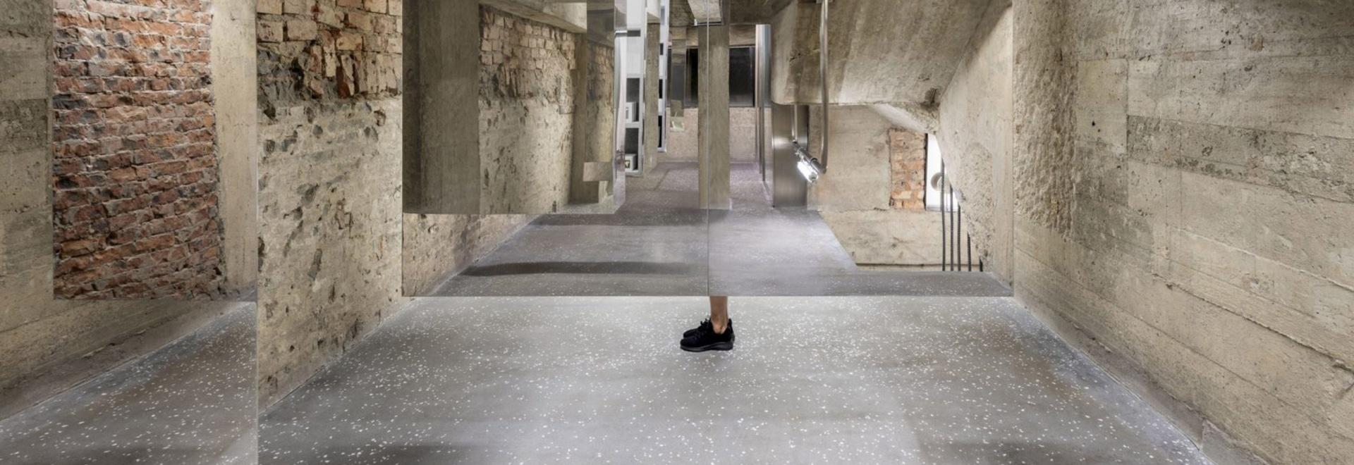 Aim Architecture gründet einen Schönheitssalon im Apotheker-Stil in Hongkong