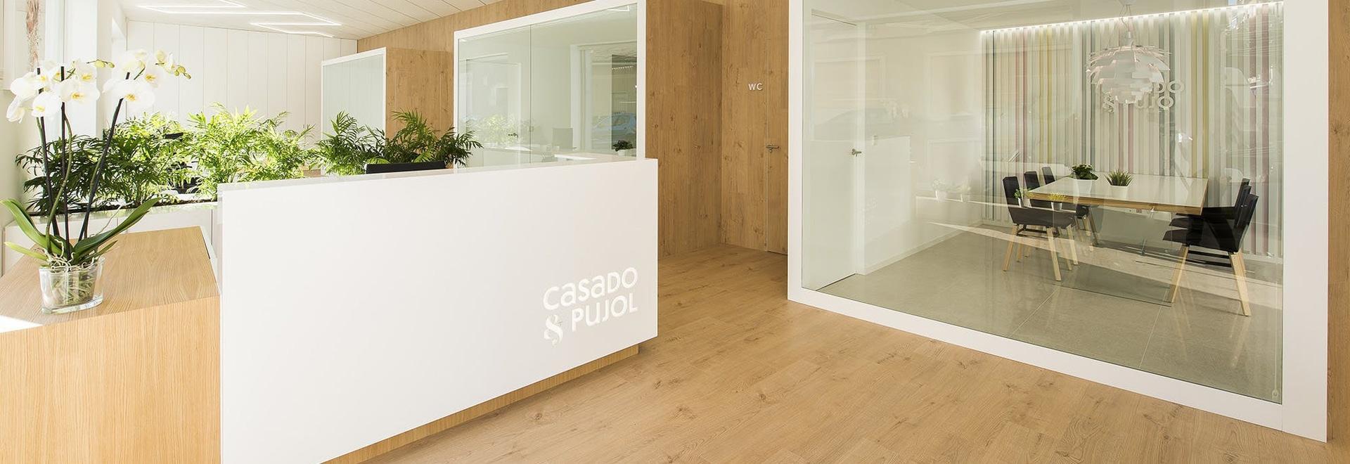 Büros - Casado & Pujol