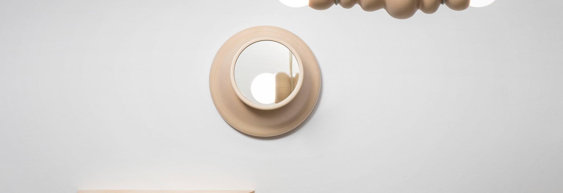 Bulbous ist eine moderne Interpretation von holzgedrehtem Design