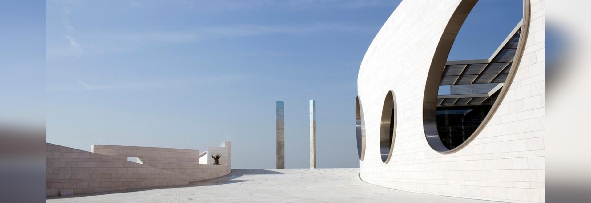 Champalimaud Zentrum für Unbekanntes - Portugal