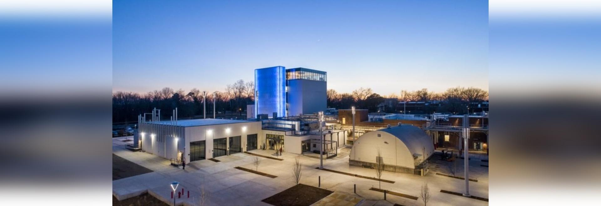 Dieses Museum für moderne Kunst war einst eine Käsefabrik in Arkansas