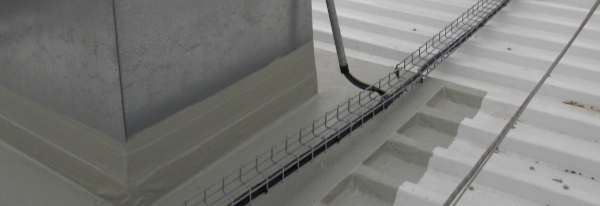 Flüssigkunststoff im Zusammenspiel mit Stahl und Zink