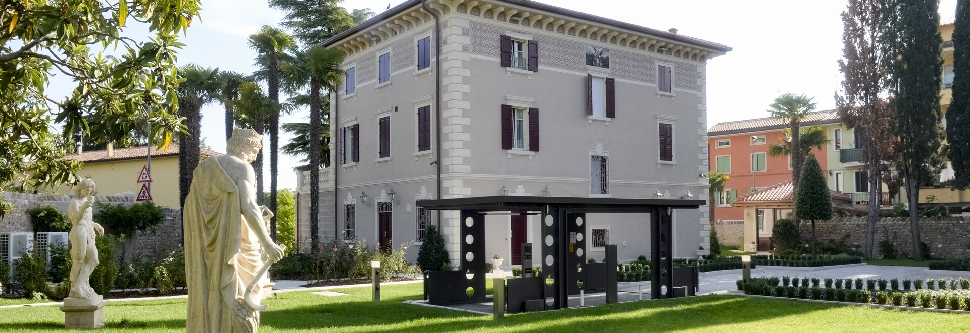 Garten der Freiheit Villa