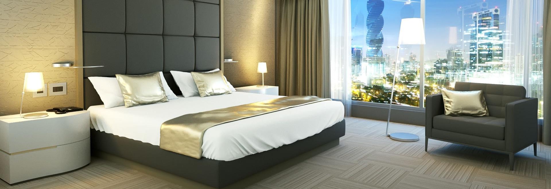 Goldener Turm Panamà Hotel Las Amerika