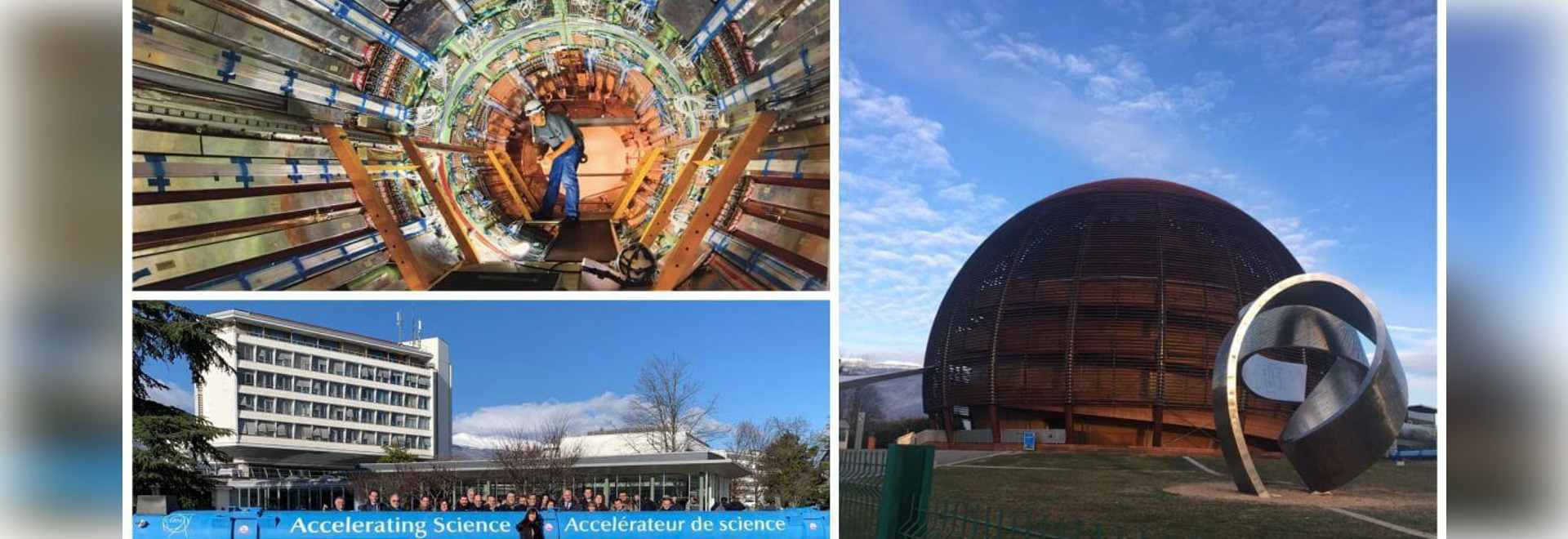 ISOMAT nahm an einer Geschäftsmission zum CERN teil