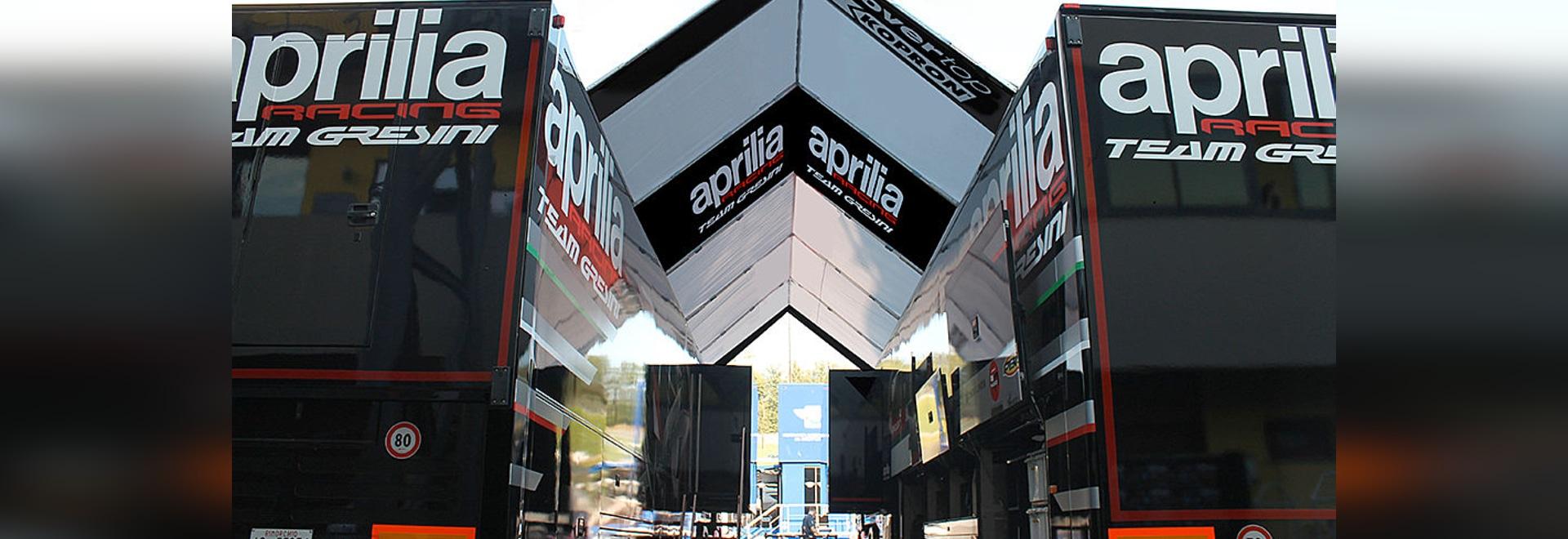 Kopron erneuert Partnership mit Gresini Racing und baut neue Kovertop.