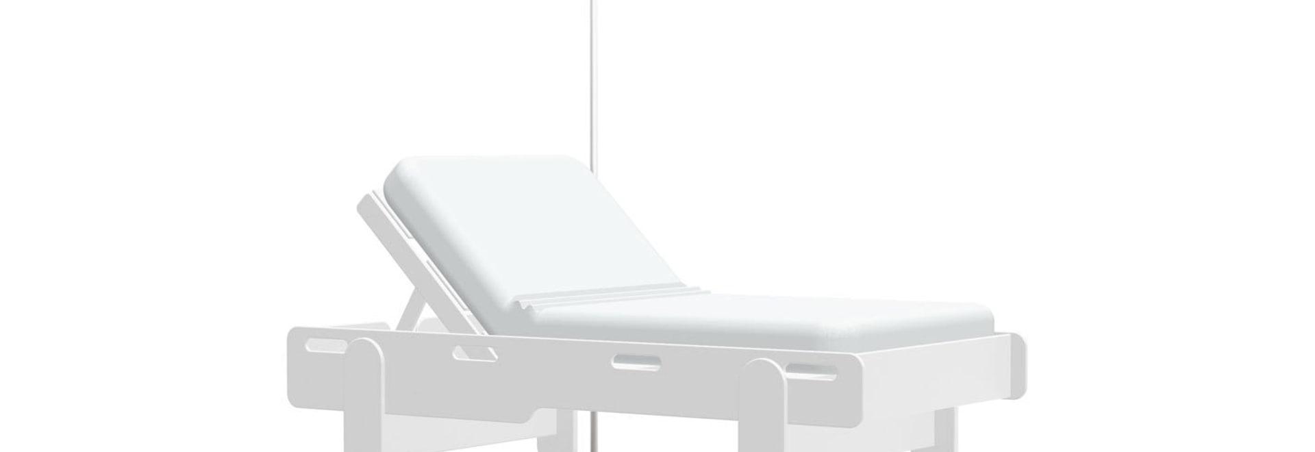 Loll entwirft ein Notfall-Feldbett für ein Krankenhaus zur Unterstützung einer Pandemie