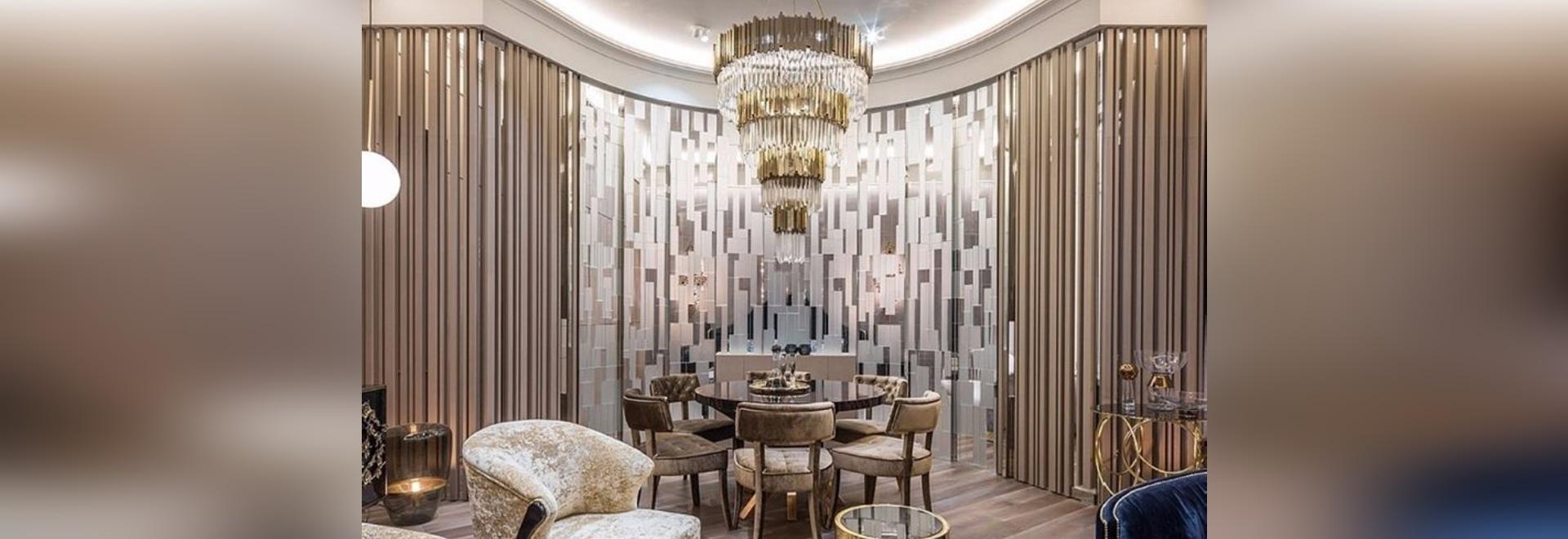 Ein luxuriöses Appartement