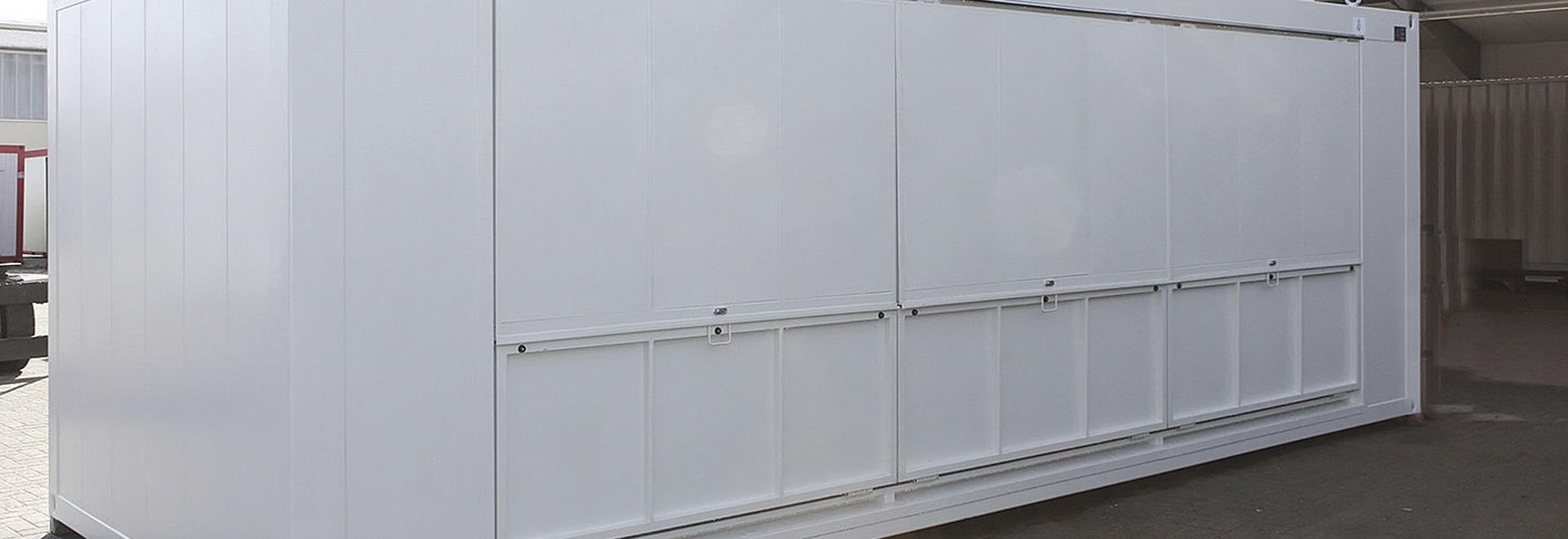 Messecontainer -BauCon