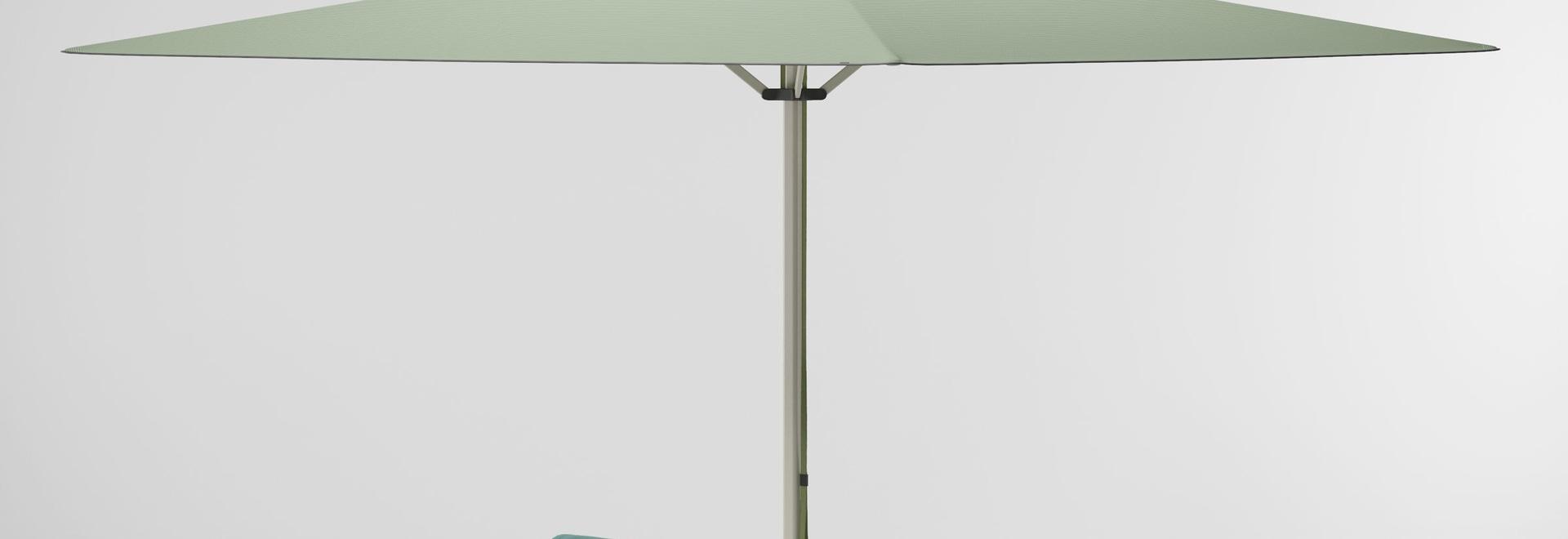 Meteo passt drei funktionelle Anpassungen an seine Umbrella-Basis an