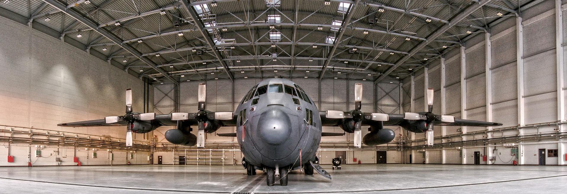 Militärflugzeuge, Bydgoszcz, Polen
