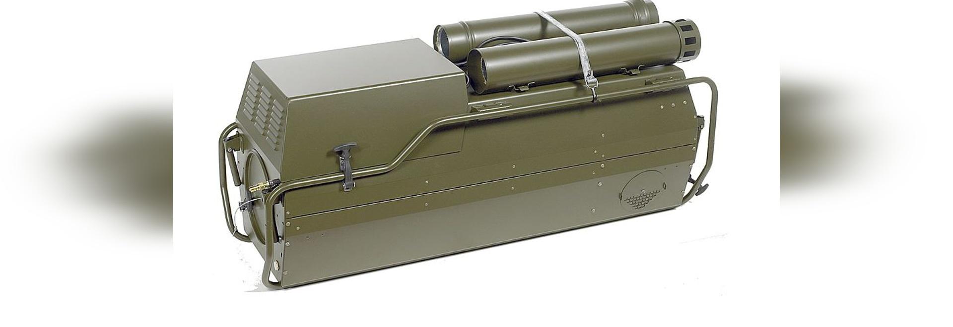 Mobile Wärme für Zeltheizung VAM 15 MKII