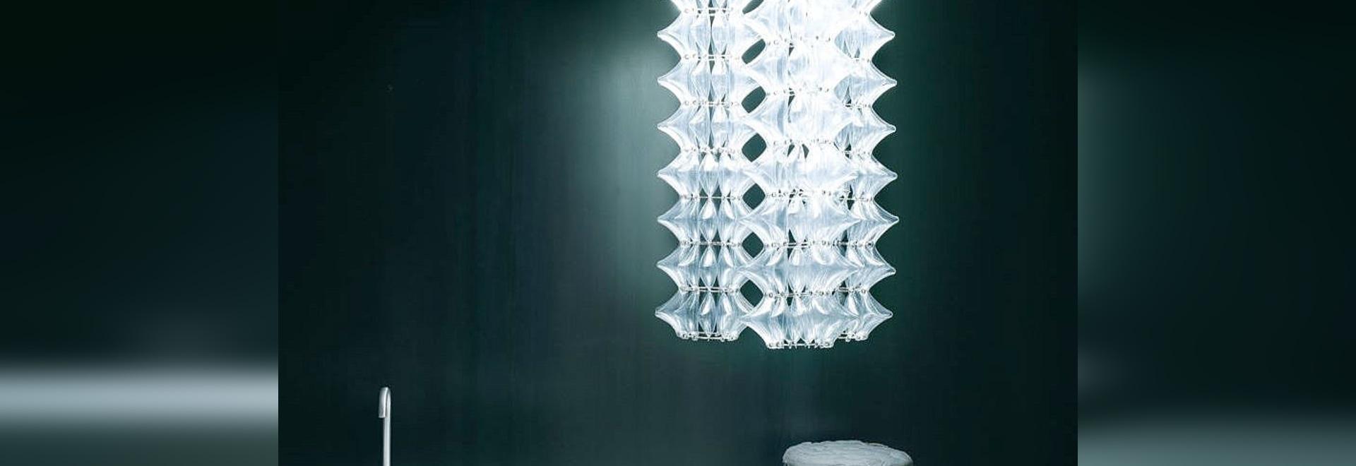 NEU: hängende Lampe durch Boffi